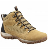 Columbia Wandelschoen men peakfreak venture mid suede wp curry ancient fossil beige