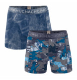 Muchachomalo Men short 2-pack hustler