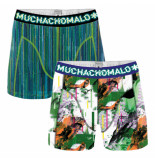 Muchachomalo Boys short 2-pack life is a glitch