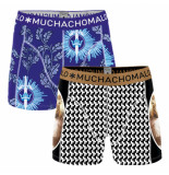 Muchachomalo Boys short 2-pack no guts no glory