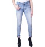 ZHRILL Monica jeans blue & embroderie denim
