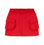 Oilily Sweat rok henrica- rood