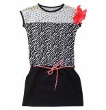 TOPITM Dress leonie zwart
