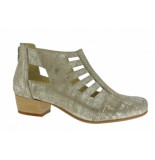 PoccoPazza Pumps taupe