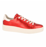 Shoecolate Veterschoenen rood