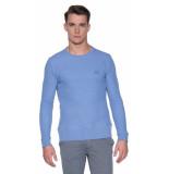 The GoodPeople Must sweater licht blauw