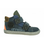 Shoesme Klittenband schoenen blauw