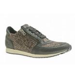 Est1842 Sneakers zwart