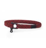 Pig & Hen P19-90404 armband vicius vik black red
