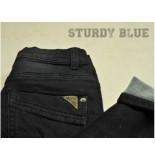 Sturdy Spijkerbroek jogg denim antrac antracite zwart