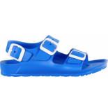 Birkenstock Milano kids eva scuba blue narrow blauw
