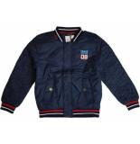 Quapi Bomber jacket shaun navy blauw