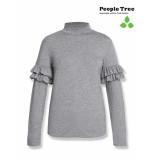 People Tree Cecilia top grijs