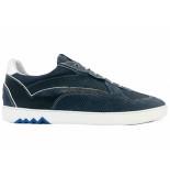 Van Bommel Floris sneakers blauw