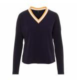 Vero Moda T-shirts tops 128725 blauw