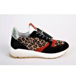 Via Vai Sneaker 5209077 luipaard bruin