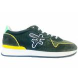 Van Bommel Floris sneakers groen