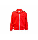 Ai & Ko Trainingsjacket leiza rood