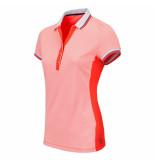 Sjeng Sports Ss lady polo aleaya plus 040655 oranje