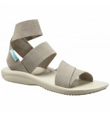 Columbia Sandaal women barraca strap silver sage white wit