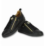 Cash Money Heren schoenen zwart
