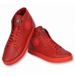 Cash Money Heren schoenen wit