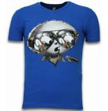 Mascherano Stewie dog blauw