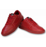 Sixth June Heren schoenen rood