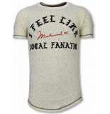 Local Fanatic Longfit t