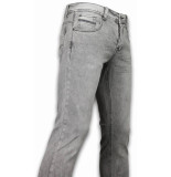 Orginal Ado Exclusive basic jeans grijs