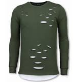 Uniplay Longfit sweater