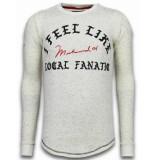 Local Fanatic Longfit sweater
