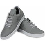 Cash M Heren schoenen grijs