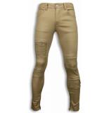 New Stone Exclusieve biker jeans