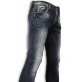 Black Ace Basic jeans blauw