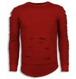 John H 3d stamp paris trui rood