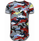 Uniplay Known camouflage t