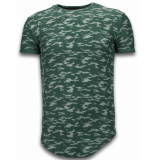 John H Fashionable camouflage t