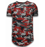 YesNo Assorted camouflage t