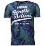 Gentile Bellini Bird of paradise blauw