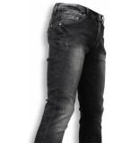 Black Ace Exclusieve jeans grijs