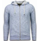 Enos Casual vest blauw