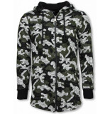 Uniplay Army vest camouflage
