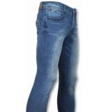 Diele & Co Exclusieve jeans blauw