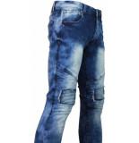 New Stone Exclusieve jeans blauw