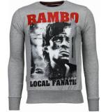Local Fanatic Rambo grijs
