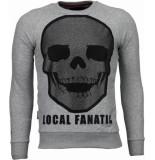 Local Fanatic Skull legend grijs