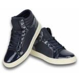 Roberto Garino Sneakers blauw