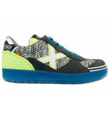 Munich Sneakers g3 kids grijs