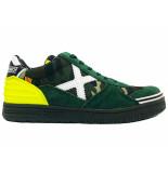 Munich Sneakers g3 camo kids groen